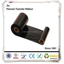 Résine ruban pour couleur thermique imprimante code à barres