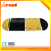factory direct sale 500*350*50mm portable rubber speed bump