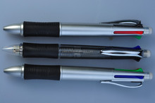 2015 good use 4 colors ball pen/custom printed promotional products