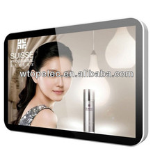 55 inch indoor Ipad design wall mounted LCD advertising player