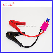 intelligent power cable with alligator clip for auto