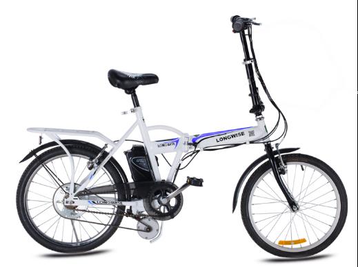 24v 250w folding bike lithium battery ebike