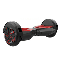 8 inch Self Balancing Two Wheel Electric Drift Board LED Bluetooth Smart Scooter with Remote Control