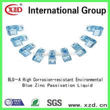 chemicals in china/generators/electronics Blue zinc passivation