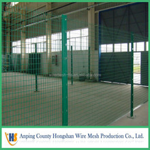 garden fence welded wire fence panels home garden hongshan manufacturer