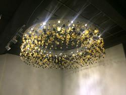 Modern Luxury Bubble Glass Pendant Light