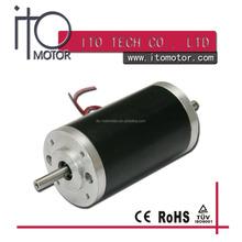 12V 24V 36V Permanent Magnet DC Motor/Vibration DC Motor 80& 200lbs/12V DC Permanent Magnet Motor
