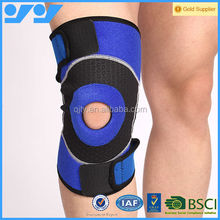 New arrival neoprene knee brace with strap with high quality