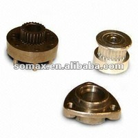 CNC machined aluminum/brass/stainless steel parts, CNC machining service