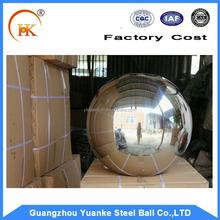 garden decoration ball hollow steel ball