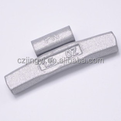 fe clip on wheel weight made in China