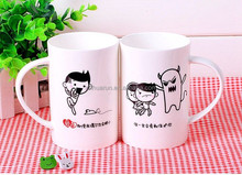 Top Quality Lovers New Bone China Mug