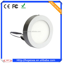 Hight quality products dimmable 12w round led panel light made in china