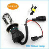 H4-3 HID xenon lamp,HID Xenon lights,xenon Bulbs 3000k,4300k,6000k,8000k,12000k,pink,blue,purple,green,golden
