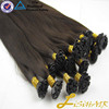 China Factory Wholesale Flat Tip Keratin Hair Extensions