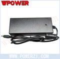 Adaptador plástico constante de la potencia del voltaje 12V 3.75A AC/DC