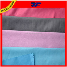 240GSM Weft Knitting One way Suede Fabric