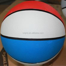Best quality promotional multicolor basketballs
