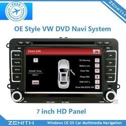 VW OEM NAVIGATION RNS 510 RCD510 with built in CANBUS