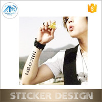 Temporary,metallic temporary Flash Tattoo Feature and Tattoo Sticker,Gold Tattoo Choker Necklace Type flash tattoo