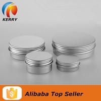 Round Aluminum Or Tin Box