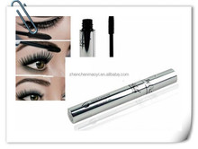 Natural Fiber Prolong Black Mascara wholesale unique fiber lash mascara /semi permanent mascara for eyelash extensions