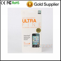 wholesale Protector Screen Protector Ultra Matte Anti Fingerprint Screen Protector for iPh one 4/4S (1 Front & 1 Back)