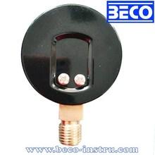 Y-100A bottom type high pressure general pressure gauge
