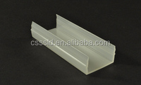 Extrude Tube Totally Clear PMMA/Polycarbonate Extrusion