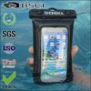 100% waterproof hand phone pouch for iphone 4