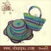 2015 new style fashion bag and hat