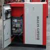120HP screw compressor with inverter