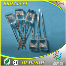 OEM/ODM supplier 5mm flat top led diode