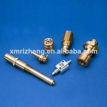 la parte superior de china de latón piezas de precisión
