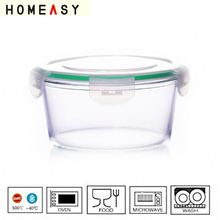 Borosilicate waterproof seed storage containers