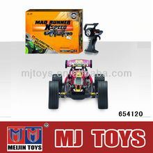 Caliente 1/22 saclae 4wd 4 canal rc camiones monstruo