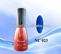 2014 15ml Nail Polish Professional colors cheap gel nail polish, uv nail polish brands for gelish