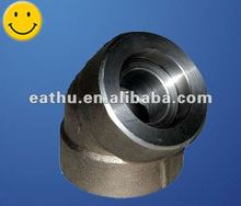 forged steel pipe fitting SW ELBOW