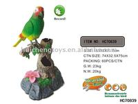 B/O Simulated Record Parrot Toy HC70839
