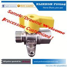 brass stainless steel tightness double lock shower hose