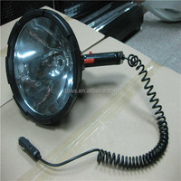 """9"""" HID 12V/24V 35W/55W Handheld Work Lamp With 11 Years Gold Supplier In Alibaba (XT4700)"""