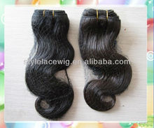 wholesale factory price unprocessed virgin georgian hair