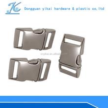 bags metal buckles fittings,metal fittings for handbags,25mm buckle in silver