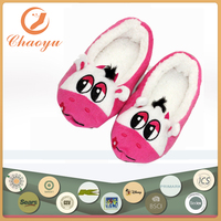 wholesale 2015 fashion baby shoe with cute animal pattern