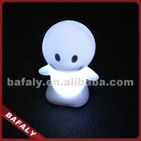 Promotion cute led light day night light sensor,decorative motion sensor led night light,mini led night light