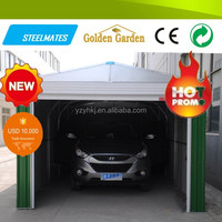 Best movable outdoor steel China metal carport