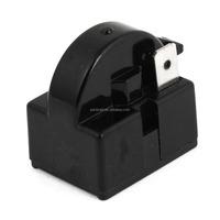 Refrigerator PTC Starter Relay Black/Compressor Relay