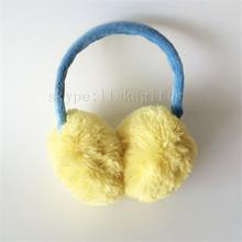 2015 Girls Winter Ear Warmers Earmuffs Crochet Handmade Earmuffs Knitted Warm Ear Muff