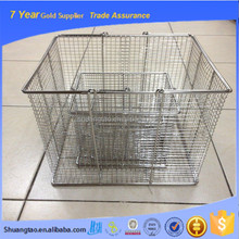 ISO Guangzhou wire basket, cleaning wire basket, cleaning wire product