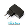 EU Plug USB Wall Charger/Travel Charger Portable Power Adapter Battery Charger for Galaxy S5 S4 S3 for HTC for Sony